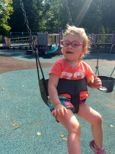 Swinging's my favorite!